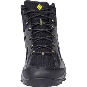 Columbia Peakfreak XCRSN II XCEL Mid Outdry Shoes Herren black/zour